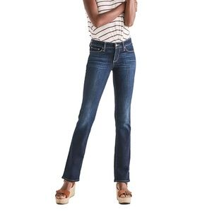 Lucky Brand Sweet Jean Straight Leg Jeans Long